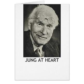 Jung at Heart Greeting Card