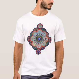 Jung Mandala Shirt for Men