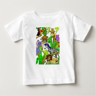 Jungle Afternoon Baby T-Shirt
