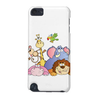 Jungle Animals iPod Touch (5th Generation) Cases