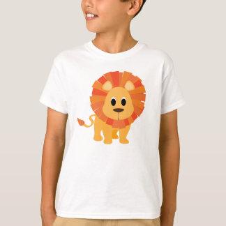 Jungle Animals Lion T-Shirt