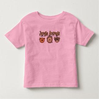 Jungle Animals Mobile Toddler T-Shirt