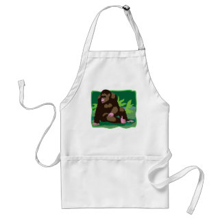 Jungle Ape Standard Apron