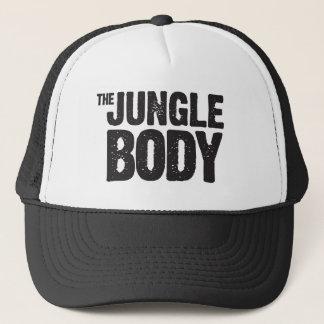 Jungle Body Trucker Hat