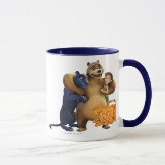Jungle Book Group Shot 1 Mug