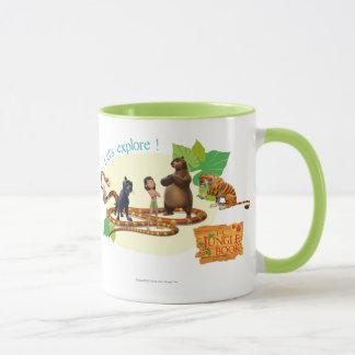 Jungle Book Group Shot 4 Mug