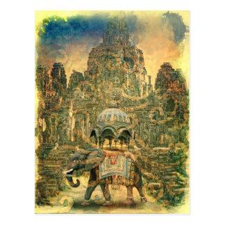 Jungle Book Postcard