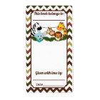 Jungle Buddies Bookplate