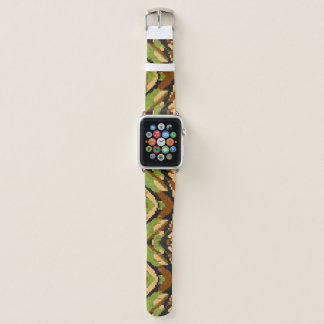 Jungle Camo Apple Watch Band