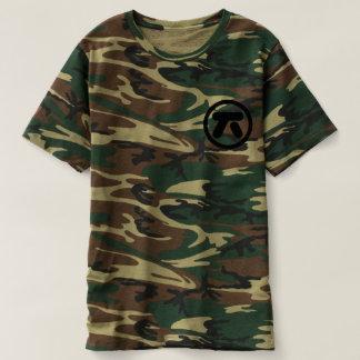 Jungle camp tan logo T-Shirt