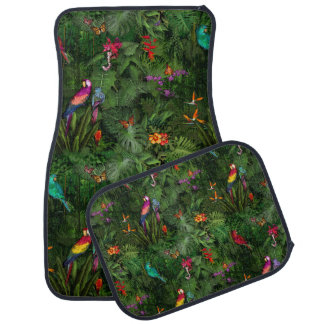 Jungle Car Mats