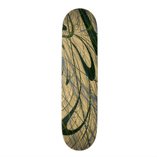 Jungle Fever Fractal Skate Decks