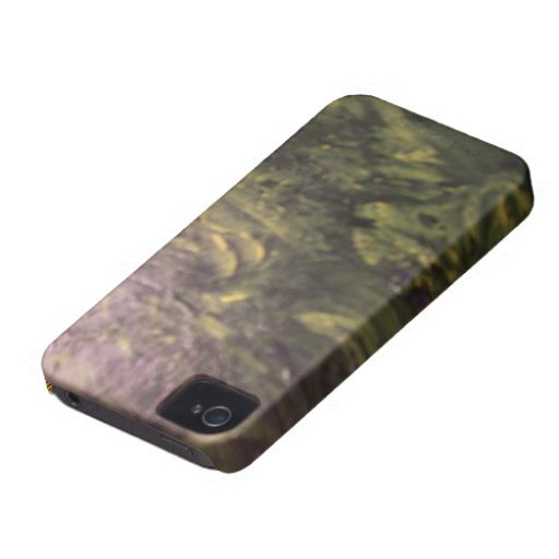 Jungle Floor Case-Mate Blackberry Case