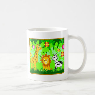 Jungle Friends Coffee Mug
