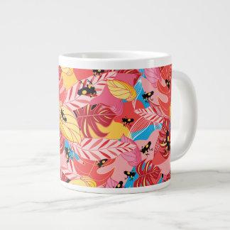 Jungle Frogs Giant Coffee Mug