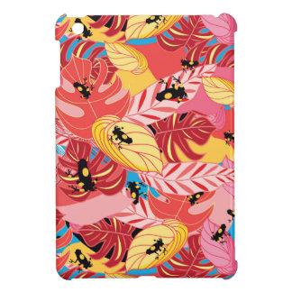 Jungle Frogs iPad Mini Covers