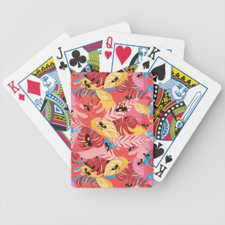 Jungle Frogs Poker Deck