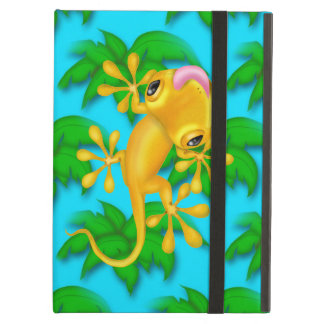 Jungle Gecko iPad Air Powis case