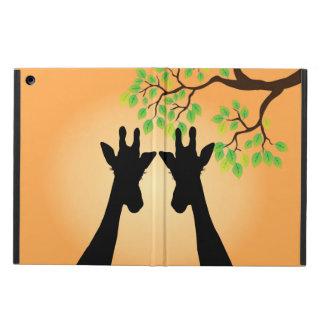 Jungle Giraffes Case For iPad Air