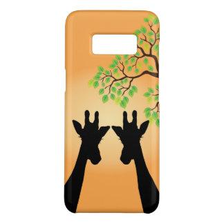 Jungle Giraffes Case-Mate Samsung Galaxy S8 Case