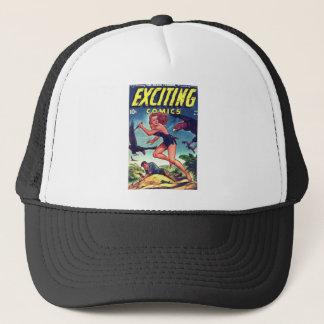 Jungle Girl and Condo Trucker Hat