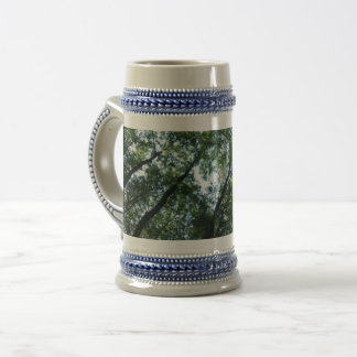 Jungle Gray /Blue 22 oz Stein