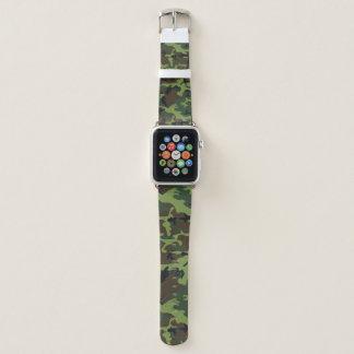 Jungle Green Camo Apple Watch Band