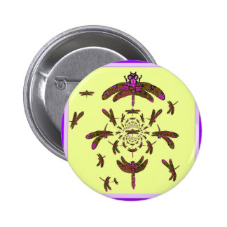 Jungle Green Dagonflies Swarm by Sharles Button