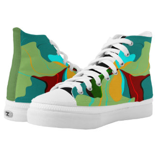 Jungle IV High Tops