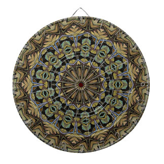 Jungle Kalidoscope Dartboard