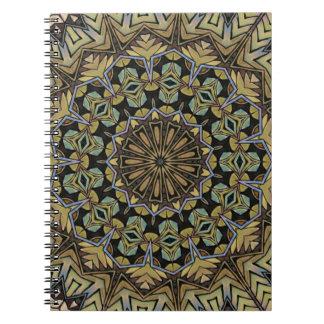 Jungle Kalidoscope Notebooks