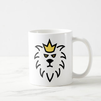 jungle king coffee mug