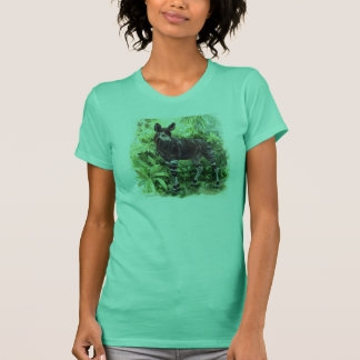 Jungle Okapi ladies shirt