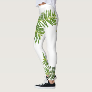 55129b2bc0cf9 Women's Jungle Leggings & Tights | Zazzle AU