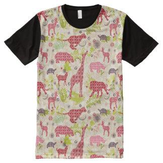 Jungle paradise All-Over print T-Shirt