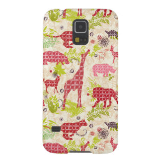 Jungle paradise case for galaxy s5