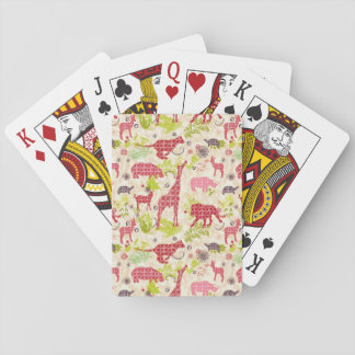 Jungle Paradise Poker Deck