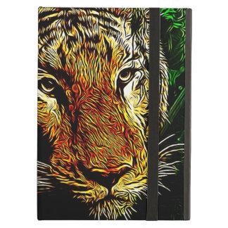 jungle predator wildlife safari animal wild tiger iPad air case