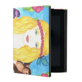 Jungle Princess iPad 2 3 4 Case iPad Cases