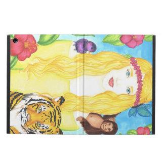 Jungle Princess iPad Air Case
