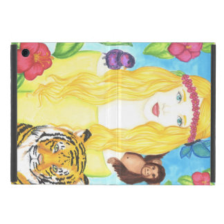 Jungle Princess iPad Mini Case