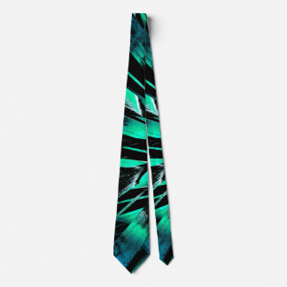 Jungle sniffing (jade-stone) tie