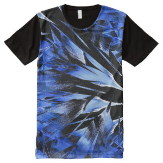 Jungle sniffing (sapphire) All-Over print T-Shirt