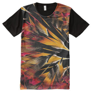 Jungle sniffing (sunglow) All-Over print T-Shirt