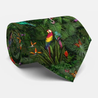Jungle Tie