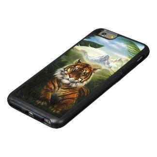 Jungle Tiger Landscape OtterBox iPhone 6 Plus Case