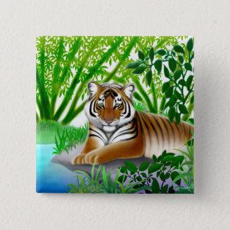 Jungle Tiger Pin