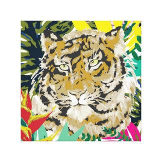 Jungle 'Tiger' Print