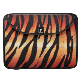 Jungle Tiger Skin Print Pattern Skins Sleeve For MacBook Pro