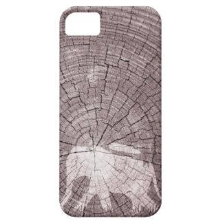 Jungle Walker Wooden iPhone 5 Case